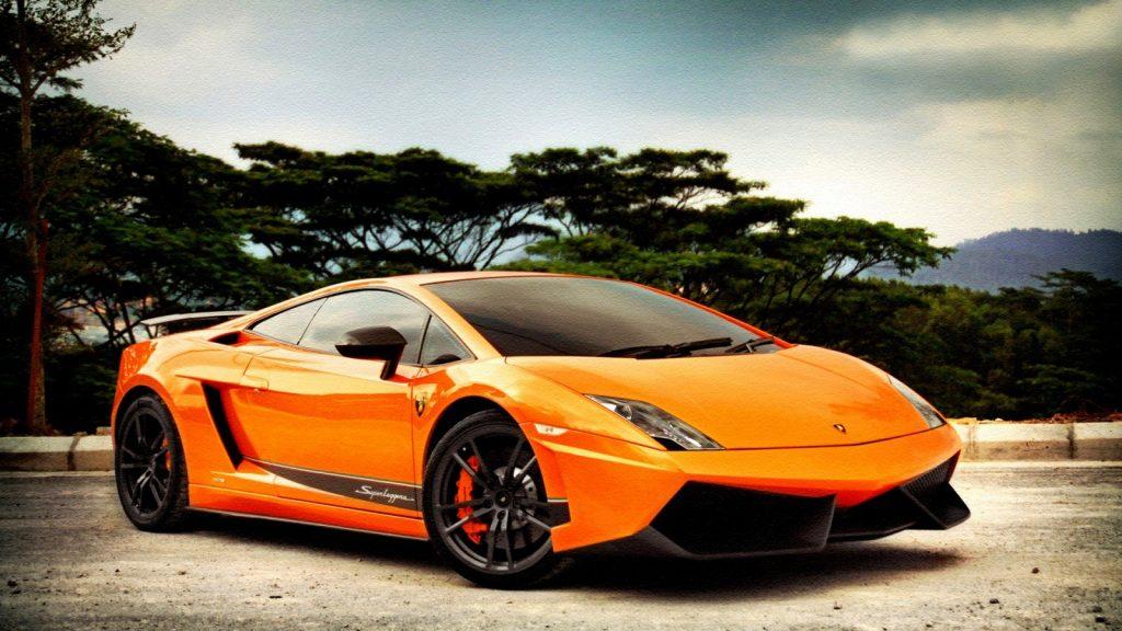 Kør Lamborghini Gallardo Supperleggera på bane på Jyllandsring i Aarhus eller i København
